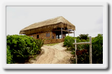 Beach Cottages, cottage in Mozambique, Xai Xai